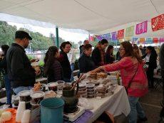 Con gran éxito participa Oaxaca en Festival de Chiles, Moles y Salsas en Xalapa, Veracruz