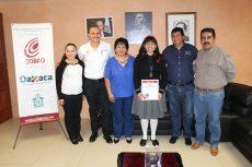Participará alumna del Cobao en la XXIX Olimpiada Nacional de Química