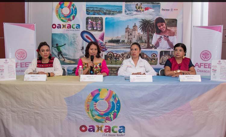 Reunirá AFEET a empresarias del sector turístico en Oaxaca