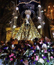 Inició en Oaxaca el jubileo por los 400 años de la Virgen de la Soledad