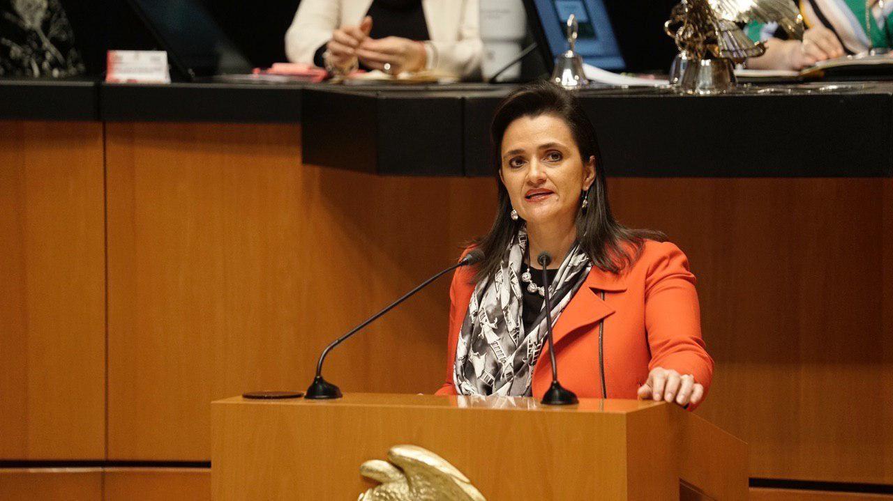 Ana Margarita Ríos-Farjat, nueva ministra de la SCJN