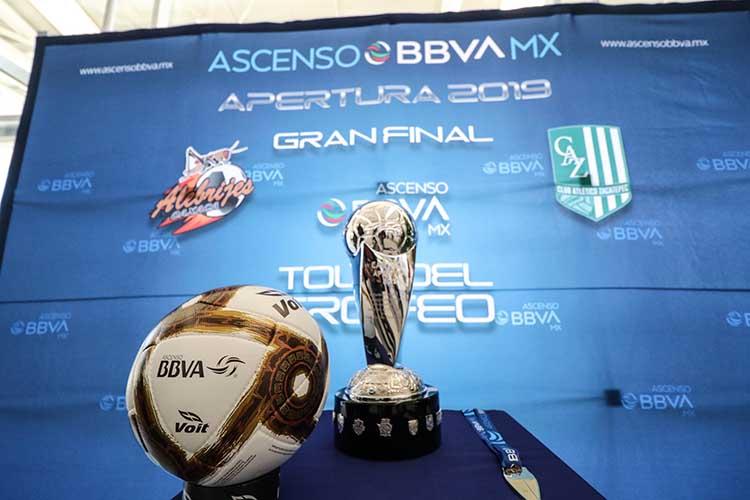 La copa del Ascenso MX recorre la Verde Antequera