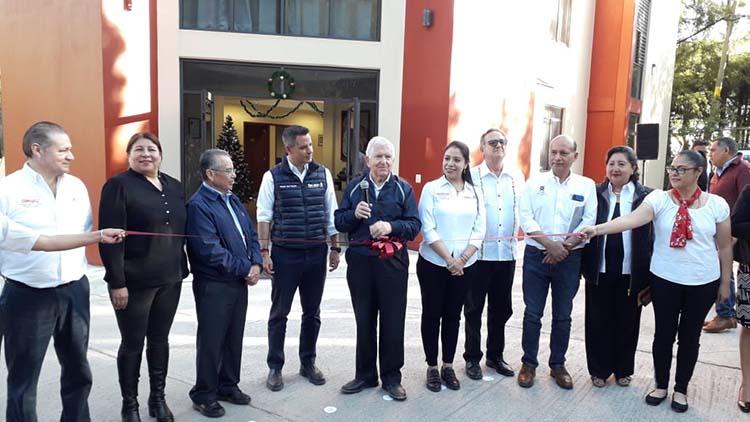 En Huajuapan, inauguran el Instituto de Ingeniería Industrial y Automotriz de la UTM