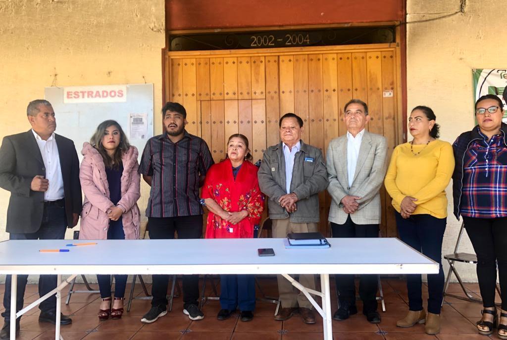 Ponen fin al conflicto político en Huajolotitlán