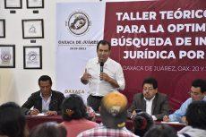 Anteponen diálogo para reordenar el comercio en la vía pública en la capital