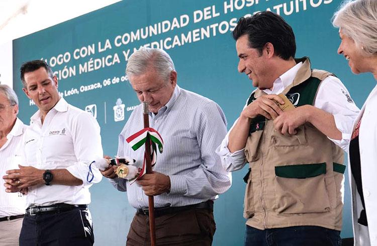 Fortalece IMSS hospitales de Huajuapan y Tlaxiaco