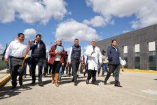 Fortalecen seguridad y salud en Tlaxiaco