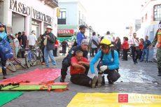 Un sismo es impredecible; exhortan a participar en macrosimulacro