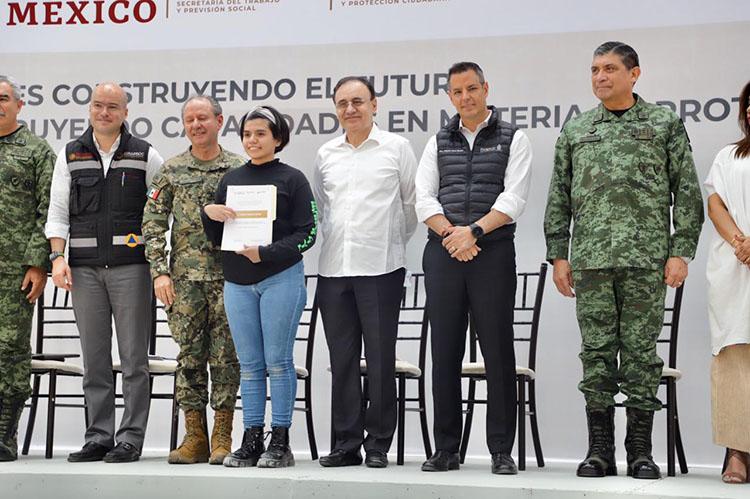 Impostergable consolidar la cultura de la protección civil: Alejandro Murat