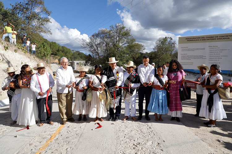 Crean sinergias por el desarrollo de los pueblos indígenas de Oaxaca