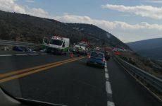 Enfrentamiento en autopista Oaxaca – México deja un muerto y un herido