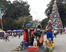 La magia de los Santos Reyes inunda la ciudad