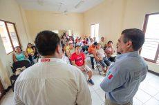 Invita IEEPO a población escolar a participar en Macrosimulacro 2020