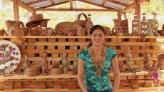 Mujeres de San Francisco Coatlán aprovechan y protegen su bosque