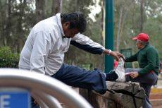 Sin ejercitarse, 57 % de mexicanos: INEGI