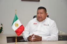 El IEEPO desconoce estructuras al margen de la Ley; Omar Lara Juárez, titular de la Unidad de Educación Indígena del IEEPO