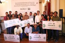 Apoyará PACMyC a 84 proyectos culturales en Oaxaca