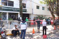 Piden al TEEO invalidar elección en Mazatlán Villa de Flores