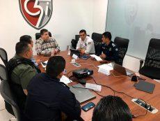 Definen acciones Oaxaca – Veracruz para la construcción de la paz y la seguridad