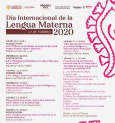 Enaltecerán la riqueza lingüística de Oaxaca con actividades culturales