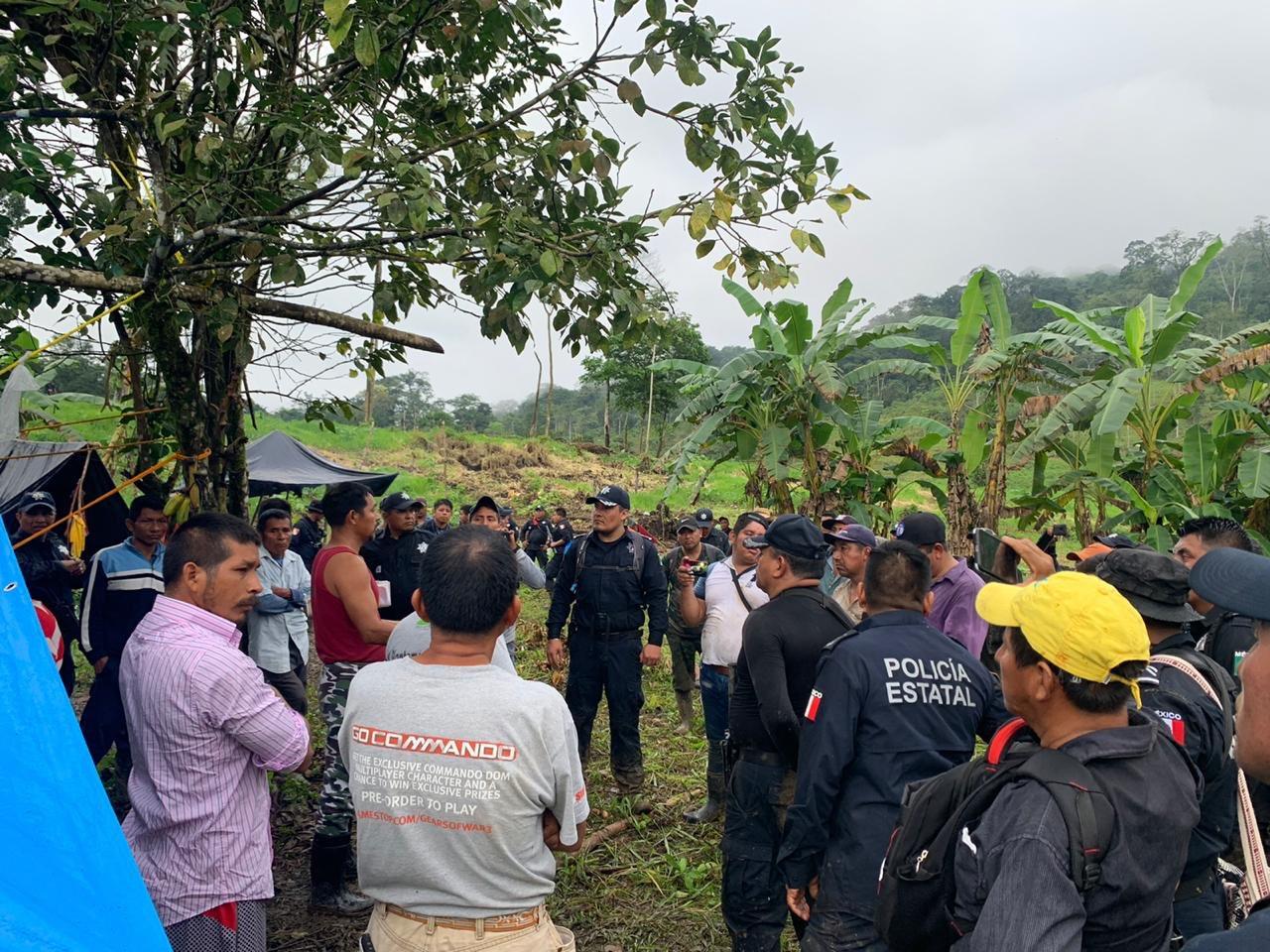 Resurge lío agrario entre Chiapas y Oaxaca