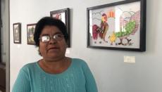 Conjugan arte y terapia ocupacional en Oaxaca