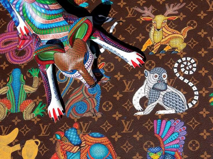 Colección de Louis Vuitton genera discordia entre artesanos de Oaxaca