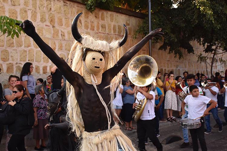 Mostrará Oaxaca de Juárez la majestuosidad de los carnavales de Valles Centrales