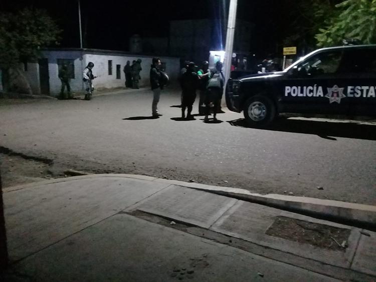 Indaga Fiscalía ataque armado contra familia en La Estancia