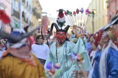 Reviven la cultura festiva en víspera de Cuaresma en Oaxaca