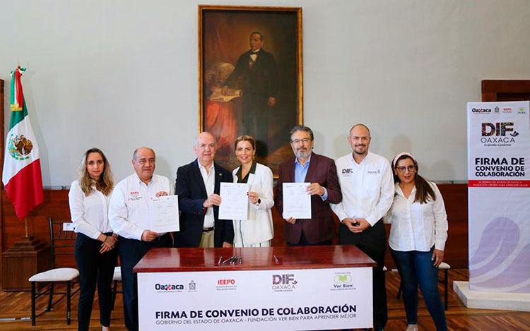 IP, gran aliada de Oaxaca: Ivette Morán