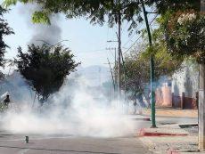 Trifulca en Santiago Astata deja 4 heridos