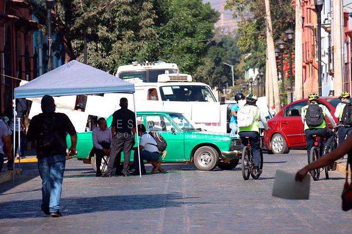 Insisten trabajadores de Salud de Oaxaca en destitución de funcionaria