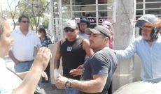 Detiene SSPO a los agresores de periodistas en Oaxaca