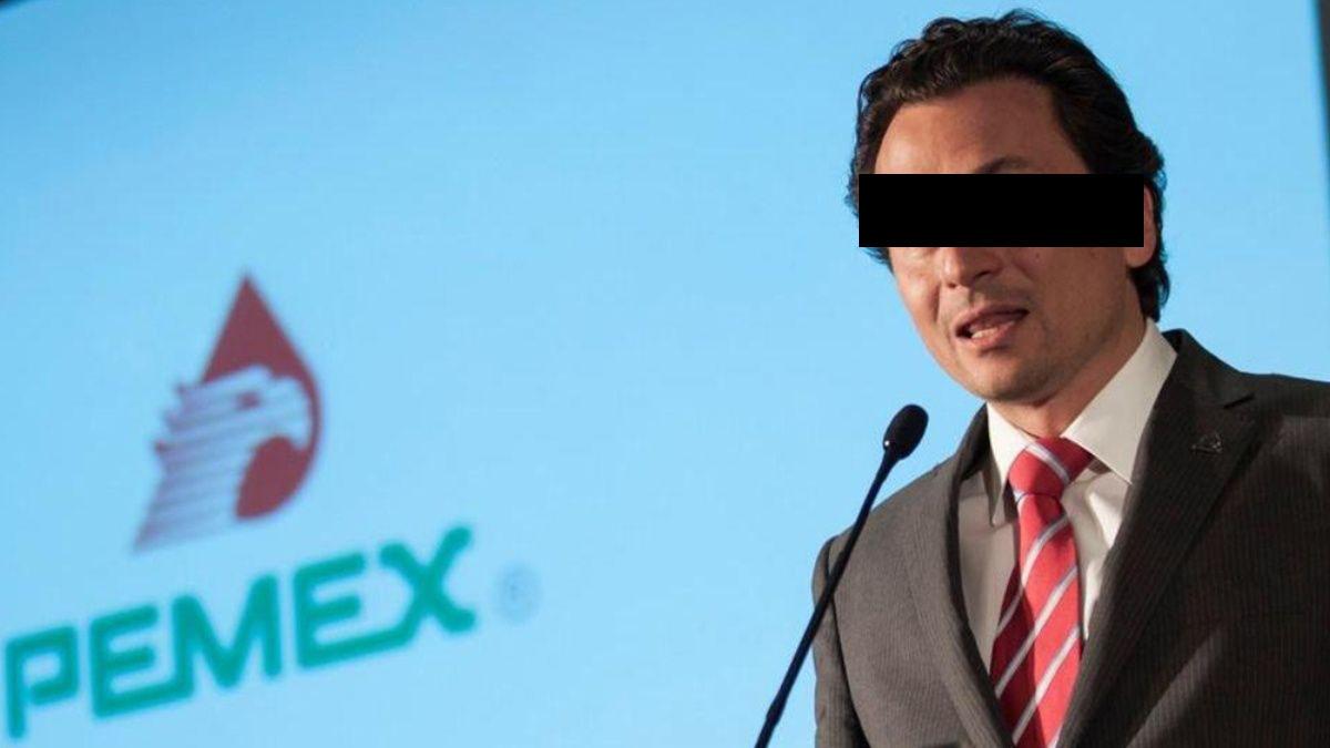 Detienen en España a Emilio Lozoya, exdirector de Pemex