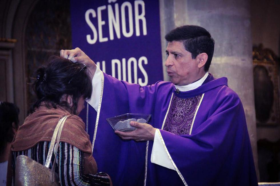Miércoles de Ceniza, fe vigente entre oaxaqueños