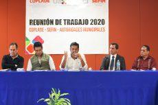 Pide Secretaría de Finanzas priorizar obras para impulsar el desarrollo de la Mixteca