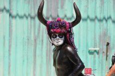 Tilcajete: carnaval ancestral lleno de algarabía y 'diabluras'