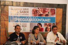Participarán más de 300 jóvenes de Huajuapan en la Mixteca en censo del INEGI