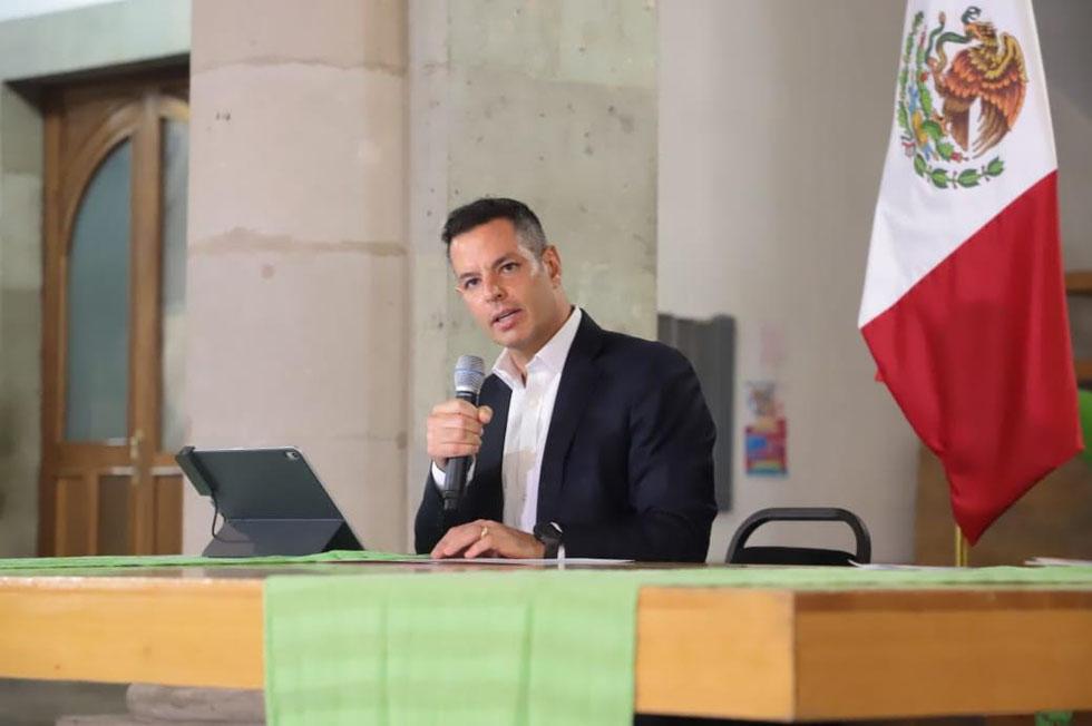 Refuerza Oaxaca medidas preventivas por fase 2 de Covid-19