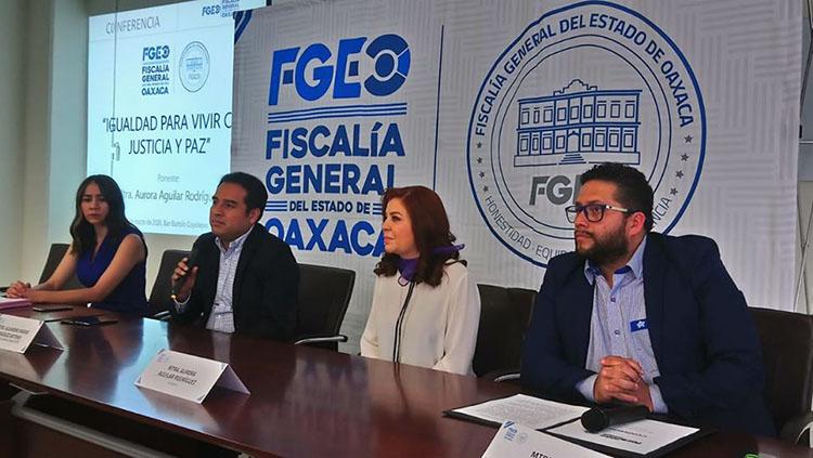 Urgen denunciar violencia familiar para prevenir feminicidios en Oaxaca