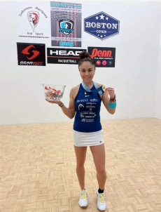 Levanta Paola Longoria el título 105 de su carrera