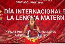 Premia el IEEA a ganadores del Primer Concurso de Narraciones en Lenguas Maternas