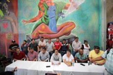 ¡Alto al ambulantaje! piden comerciantes de mercados en Oaxaca