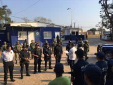 Asume la SSPO la coordinación de las fuerzas policiales de Loma Bonita