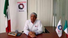 Rechaza Canacintra Oaxaca frenar inversión internacional en México