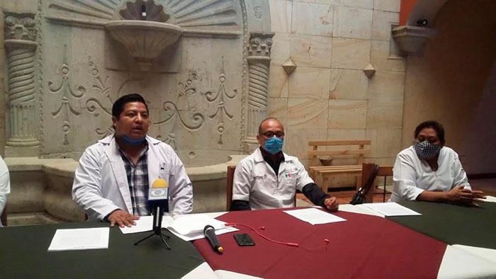 Médicos piden ser recontratados por pandemia