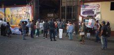Continuará abierto el Mercado de Tlacolula con medidas preventivas