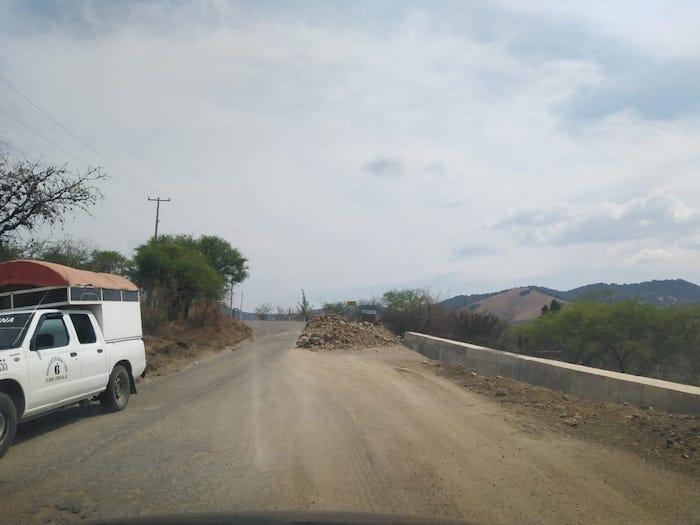 Piden a SCT realizar obra de calidad en carretera Huajuapan – Mariscala