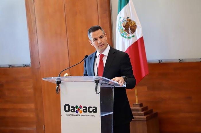 Invertirá Murat mil 270 mdp para reactivar la economía en Oaxaca